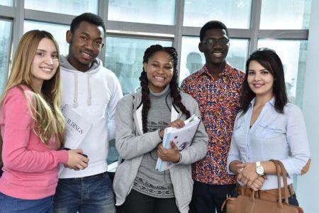 Etudiants IPSAS - Sfax Tunisie