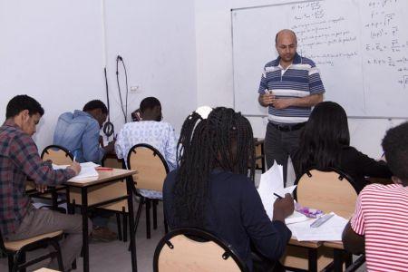 Préparatoire Math-physique en Tunisie - IPSAS