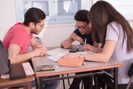 Etudiants de l'université privée - IPSAS