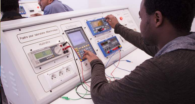 Génie électrotechnique et électricité industrielle Tunisie - IPSAS