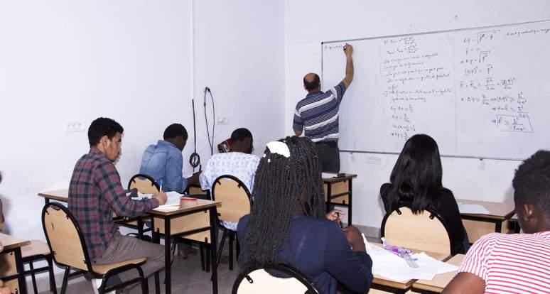 cycle préparatoire physique-chimie - IPSAS