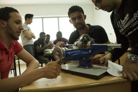 Genie industriel Tunisie - IPSAS