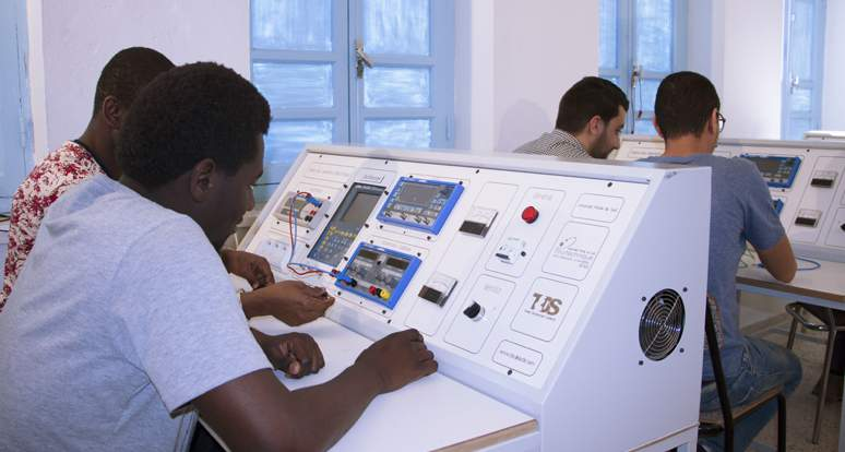 automatique et informatique industrielle Tunisie - IPSAS