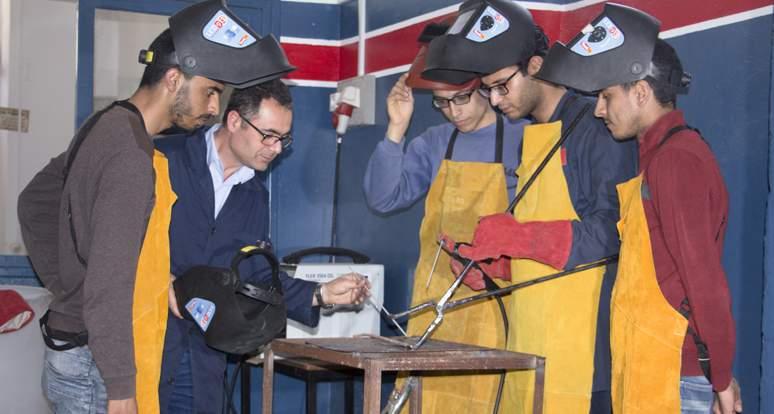Mastere de recherche en genie industriel - IPSAS Tunisie