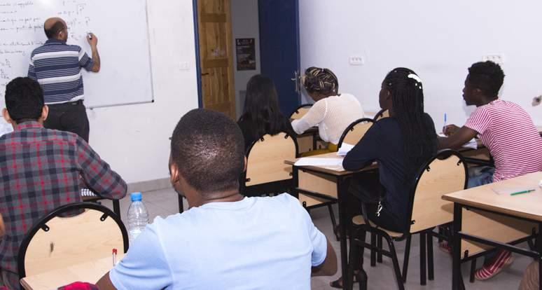 préparatoire math-physique - IPSAS